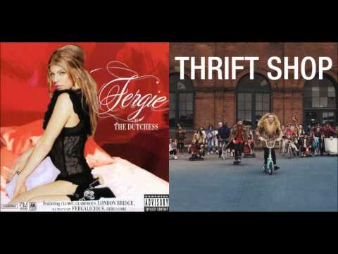 London Shop (Fergie VS Macklemore) (Mashup)