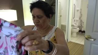 BDMV 112 Aruna Sharma wearing Ross Dress Rm 206 residence Inn Marriott Rogers AR May 17, 2019