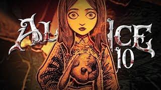 Alice Madness Returns (PL) #10 - Od obrazu do obrazu (Gameplay PL / Zagrajmy w)