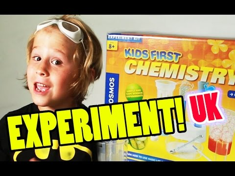 c8898a1bc Science Fair Projects: Kids First Chemistry Set Kit - Thames & Kosmos |  Beau's Toy Farm