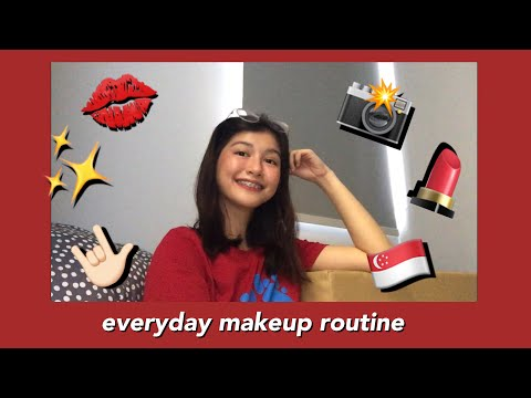 Everyday Makeup Routine   Corina Matic 🇵🇭