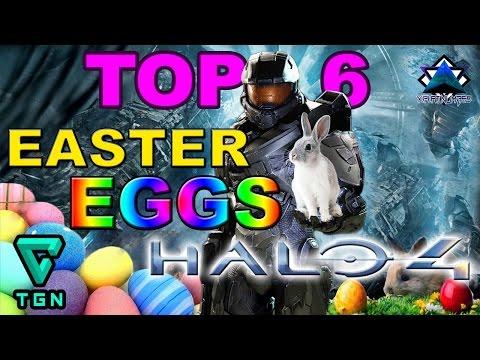 TOP 6: Easter Eggs de Halo 4