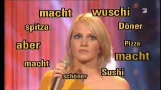 SINGING BEE - Karaoke-Musikshow mit Oli.P und Senna Guemmour (2008)