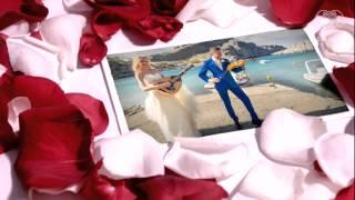 Свадьба в Греции Елены и Игоря на острове Родос