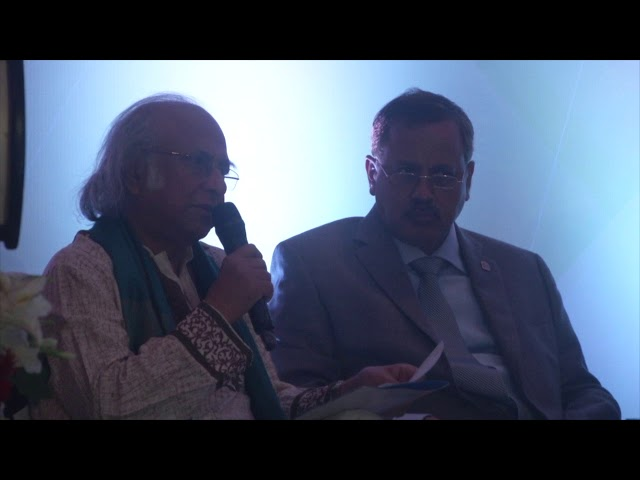 Remarks from Qazi Kholiquzzaman Ahmad, Chairman, PKSF