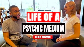 Life of a Psychic Medium: Derek Newman Gives Frankie closure (Ep.1)