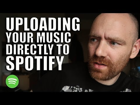 Uploading Your Music DIRECTLY to Spotify!   The DIY Musician Guide