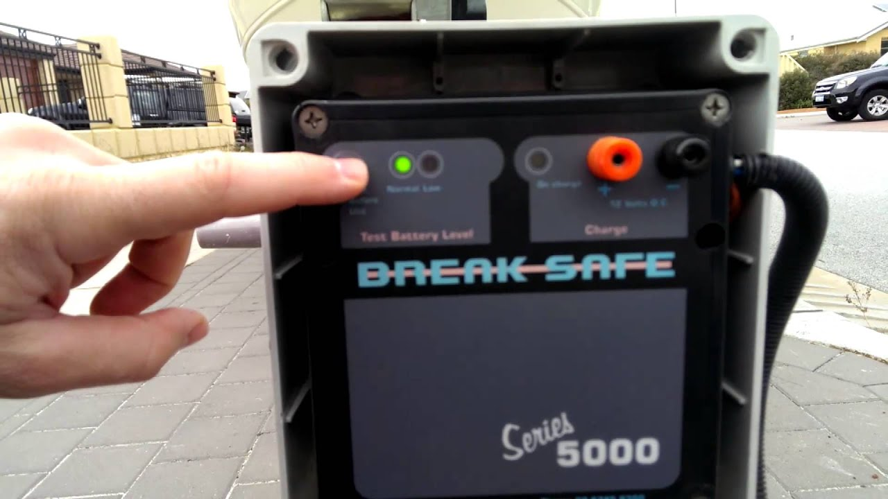 Breaksafe Series 5000  YouTube