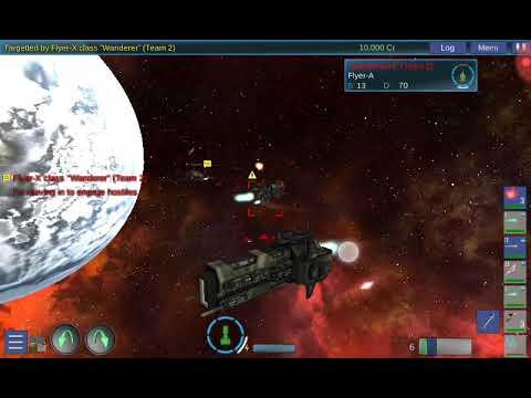 INTERSTELLAR SPACE GAME |