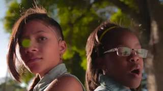 baby kaely better place ft marsai martin 11yr old kid rapper talks racism and gun violence