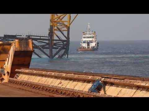 Bien Dong 1 project - PQP Jacket Launching - 1 onship
