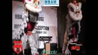 Master Builders Association Malaysia - Lion Dance