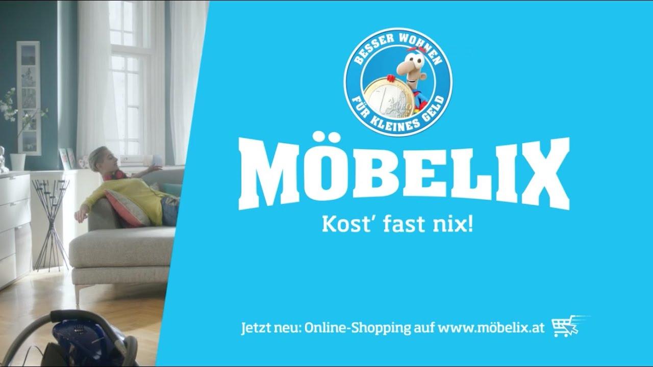 Möbelix TV-Spot - Besser wohnen für kleines Geld