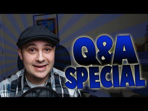 10,000... Errr... 13,000 Subscriber Q & A Special!