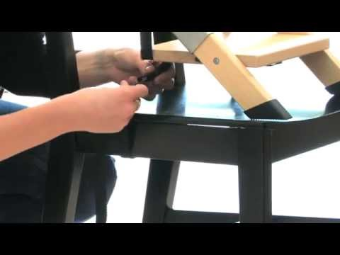 Minui HandySitt Booster Seat - How To Use Video | BabySecurity