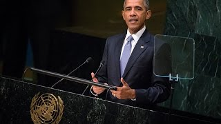 Obama Leads Anti-Terrorism Summit Meeting at U.N.