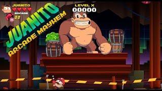 【Juanito Arcade Mayhem】全ボス