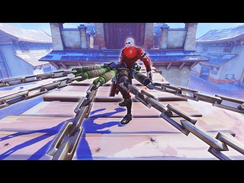 Overwatch - The Hook Horror