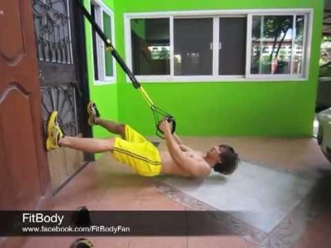 Fitbody 15 Trx At Door Youtube
