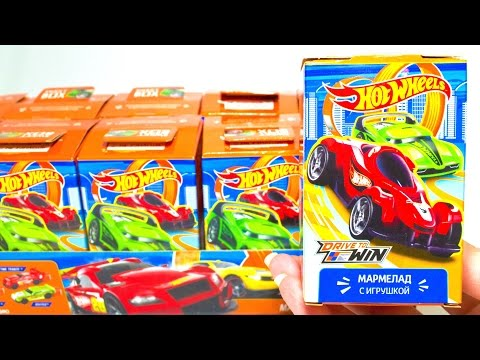 Hot Wheels Машинки ХОТ ВИЛС от Свитбокс Sweet Box Новинка