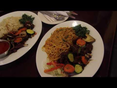 Somali Cuisines in Nairobi