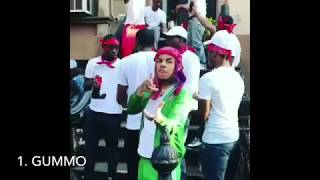 ALL OF 6IX9INE'S SNIPPET VIDEOS!! 10/10