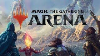 MTG Arena первый смотр