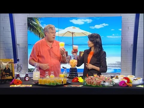 Recipes For Summer Parties | ABC News
