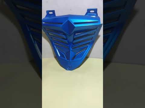 Review V Grill Kawasaki Ninja 250 Carbu Original Plastik Abs