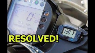 Overheating Problems Resolved   KTM RC/DUKE 390 - Part 1