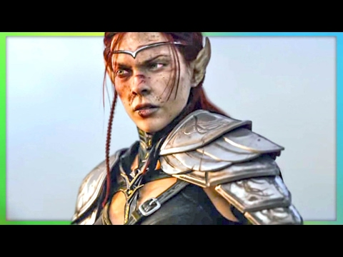 ESO – Elder Scrolls Online Movie HD - All Cinematic Trailers (NEW 2017 Morrowind)!