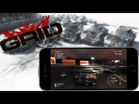 Most Awaited Game 😍 - AUTOSPORT GRID | BEST CAR RACING GAME💖🔥| ANDROID/ IOS | GAMEPLAY