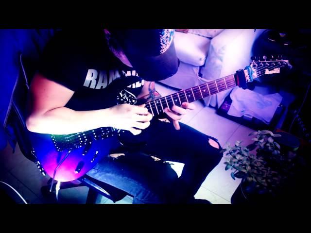 | 2ND PLACE - Ibanez Guitar Solo Competition (2013) | Leonardo Guzman |