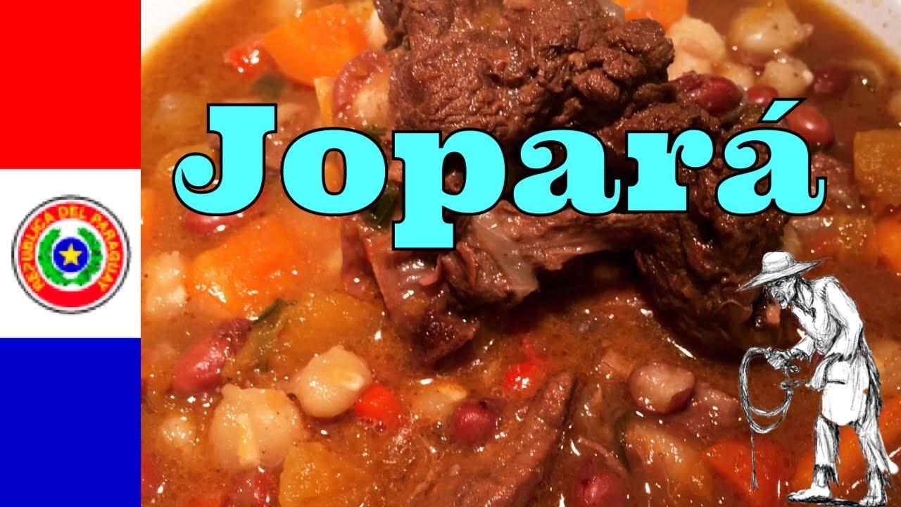 jopar225 de paraguay octobers good luck stew guarani