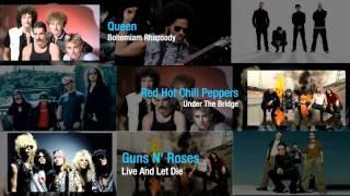 Rock Hits Top 500