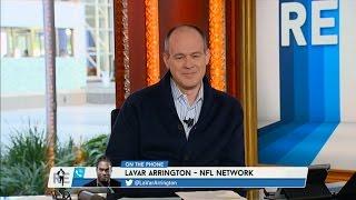 NFL Network Analyst LaVar Arrington on Redskins Playoff Hopes & More - 12/8/15