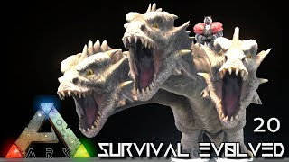ARK: SURVIVAL EVOLVED - NEW HYDRA TAMING MYTHICAL CREATURES !!! E20 (MODDED ARK EXTINCTION CORE)