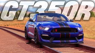 Forza Horizon 3 - Ford Mustang GT350R Gameplay HD 1080p