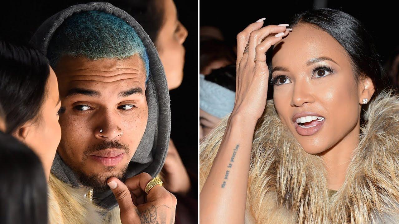 Karrueche Tran And Chris Brown Baby