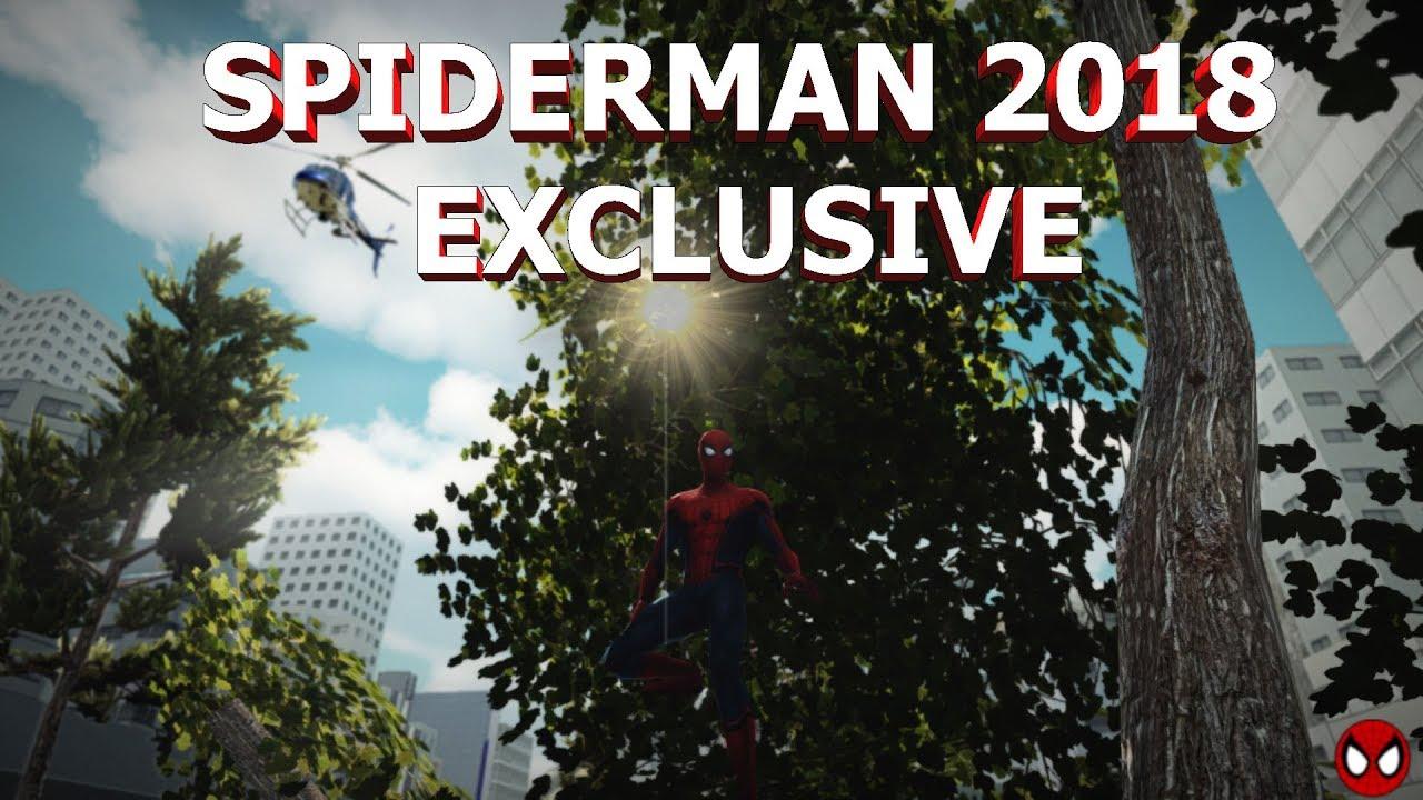 Человек паук 2018 скачать бесплатно - YouTube