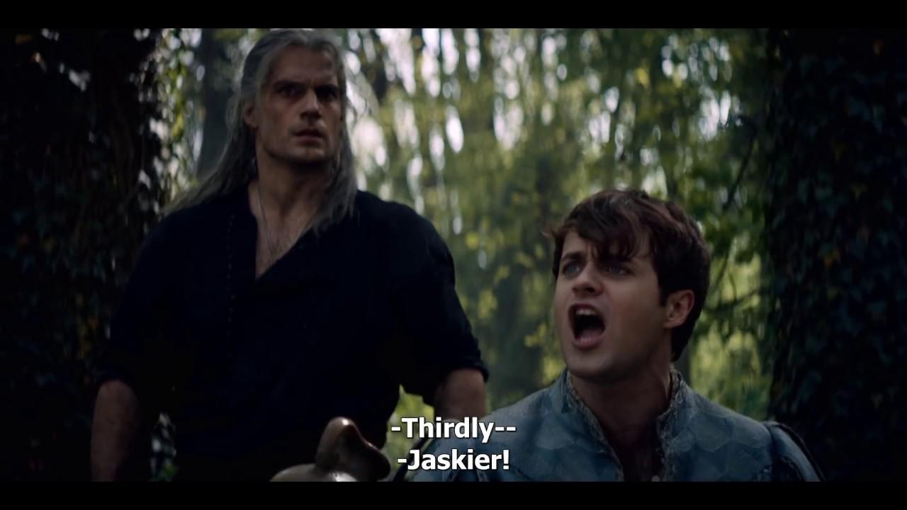 Download Fuck ! l Geralt finds the Djinn  l The Witcher Netflix S01E05