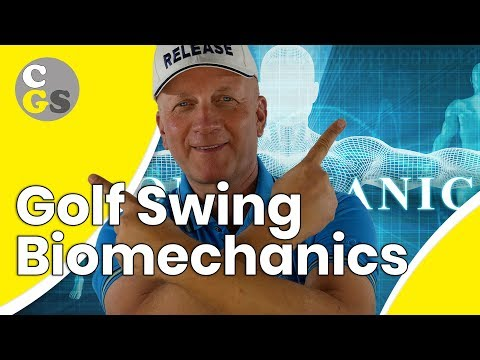 Golf Biomechanics | CONSISTENCY GOLF SWING