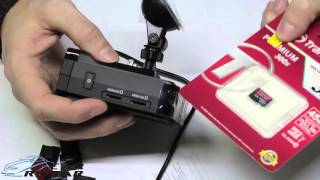 Автомобильный видеорегистратор c антирадаром Neoline X-COP 9700
