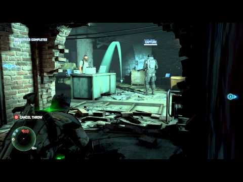 Splinter Cell:Blacklist Solo Hackers Den