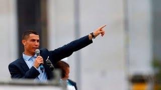 Hartos de Cristiano Ronaldo, muchos hinchas del Real Madrid le abren la puerta de salida