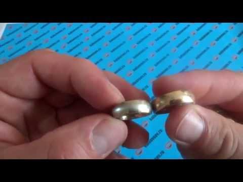 Кольцо Всевластия! 100% карбид вольфрама или подделка из стали? Тест.