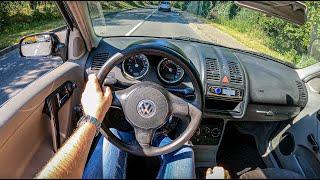 2001 Volkswagen Polo | POV Test Drive #904 Joe Black
