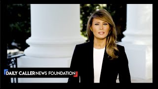 First Lady Melania Trump Has A Message For Seniors