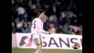 Dokumentarfilm 2017 | Roter Stern -  Bayern München  2-2 1991 MIT UNTERTITEL GEILER KOMMENTATOR Hal