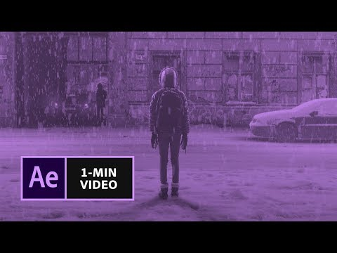 How to Make It Snow in After Effects   Adobe Creative Cloud